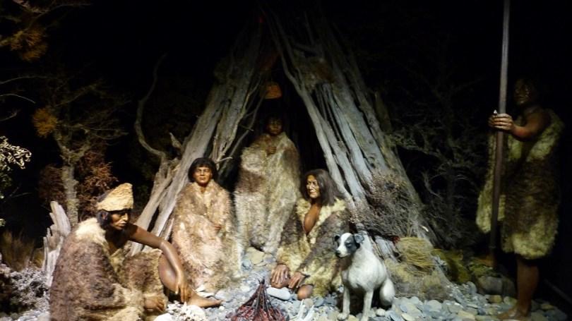 Indiens ushuaia terre de feu yamana