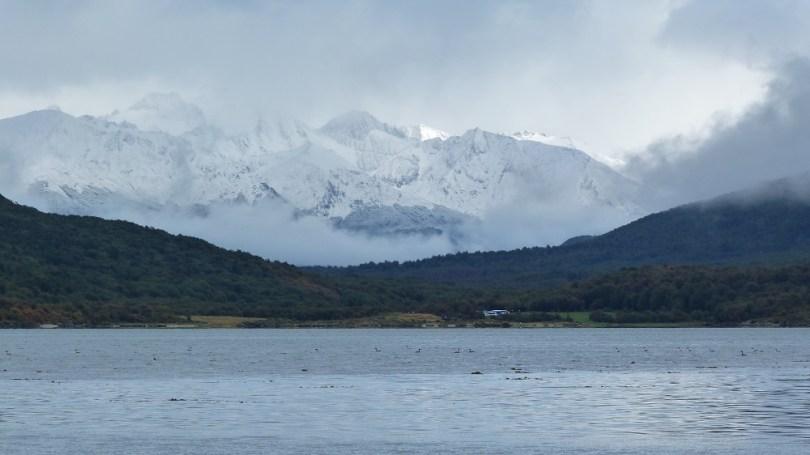 Montagnes Ushuaia