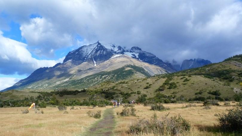 Patagonie trek torres del paine début