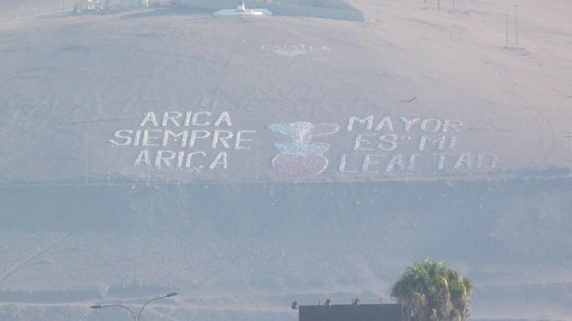 Arica dune sable