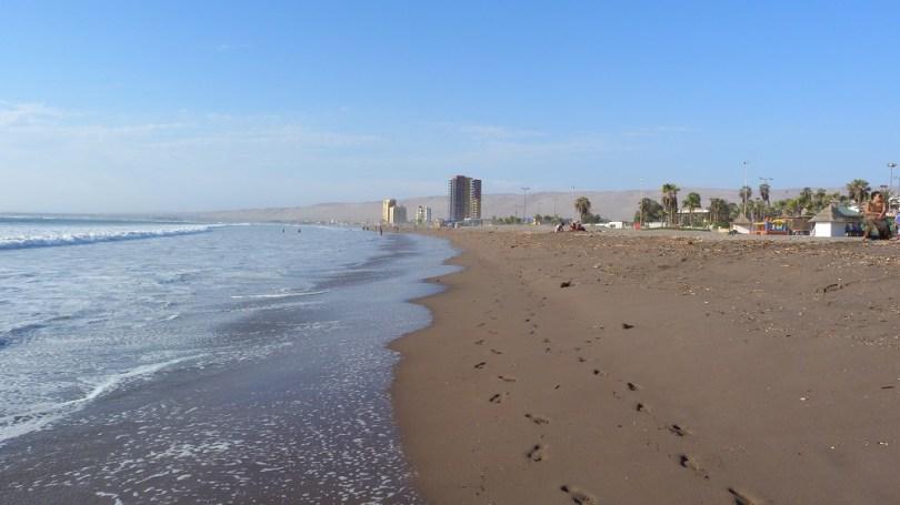 Arica plage