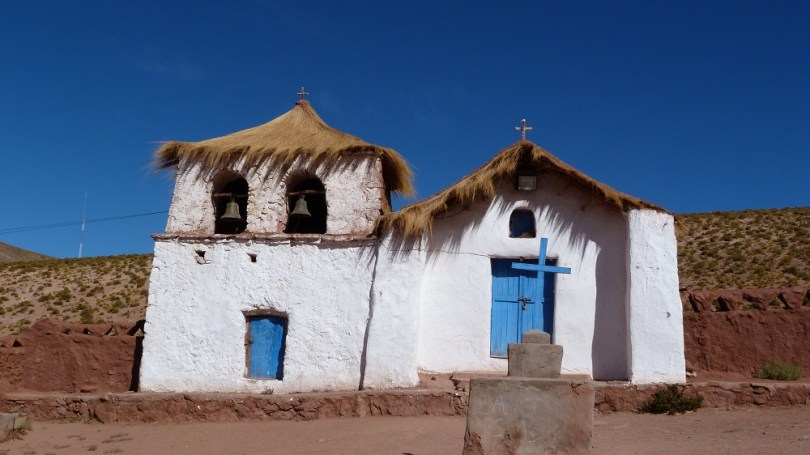 Machuca eglise