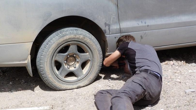 quebrada iquilla 4x4 roue crevee