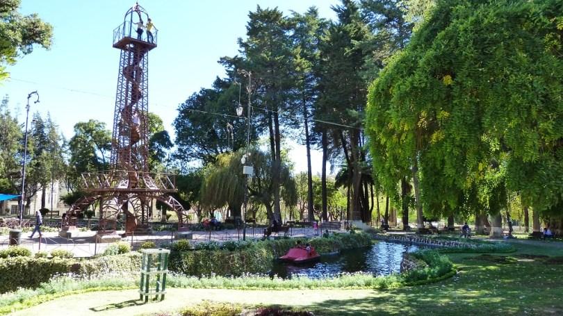 Sucre parque bolivar