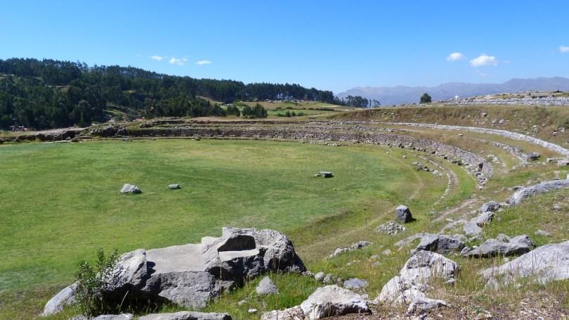 Sacsaywaman amphitheatre
