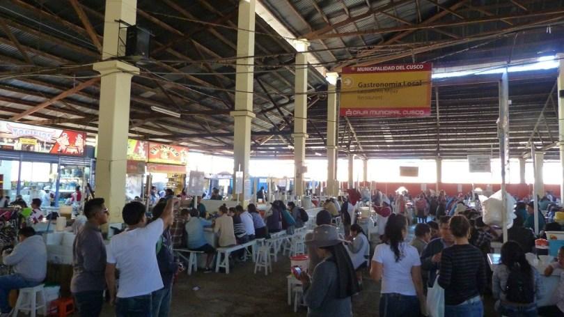cuzco mercado central