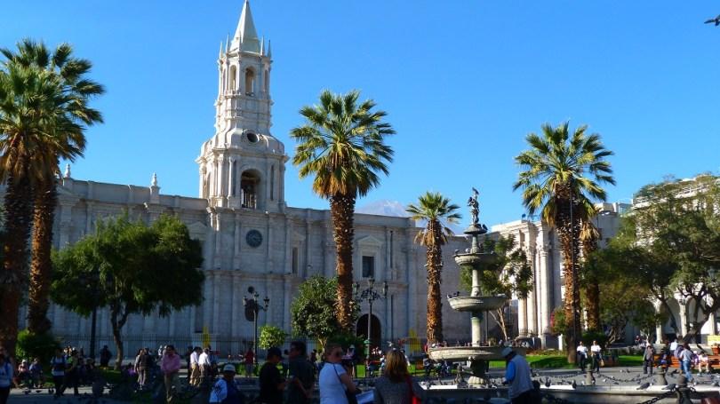 La Catedrale Arequipa