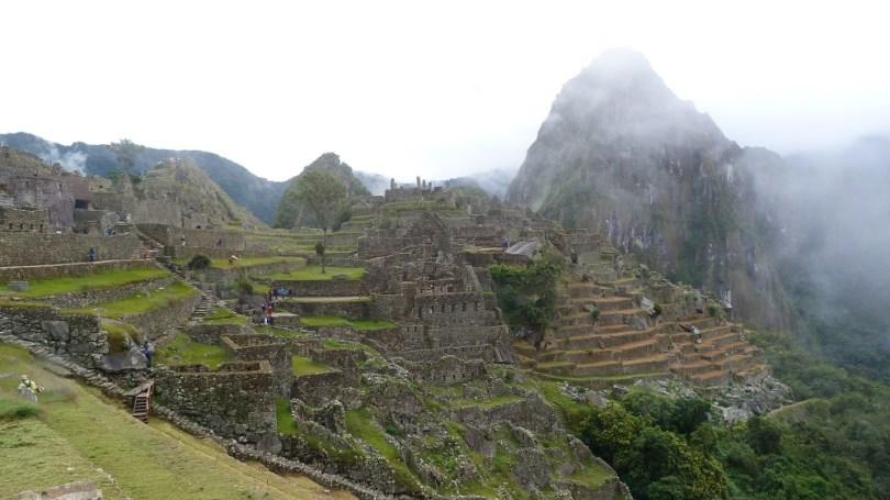 Machu Picchu ensemble