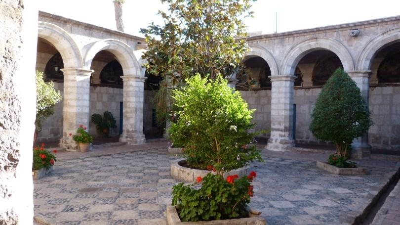 Santa Catalina Arequipa Cloitre