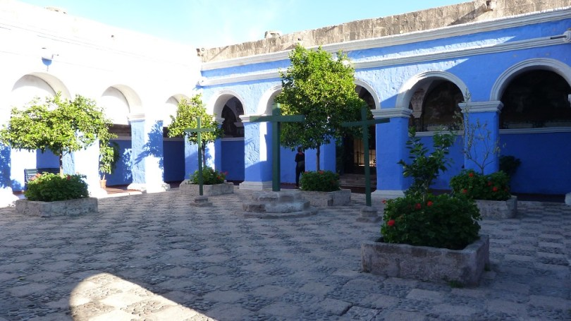Santa Catalina Cloitre