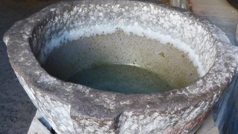 Santa Catalina filtration eau