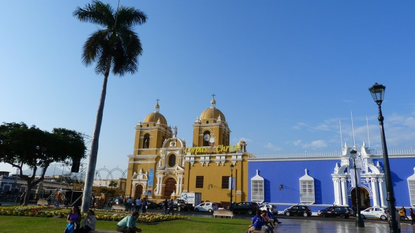 Basilica Menor Catedral Trujillo