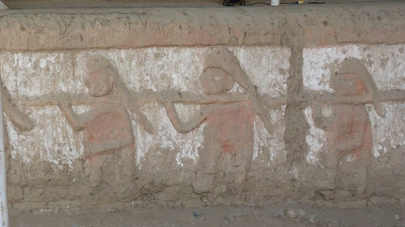 Huaca de la Luna Trujillo motifs