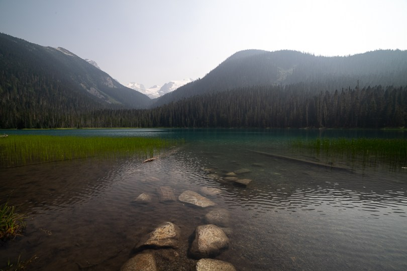 colombie britannique joffre lake