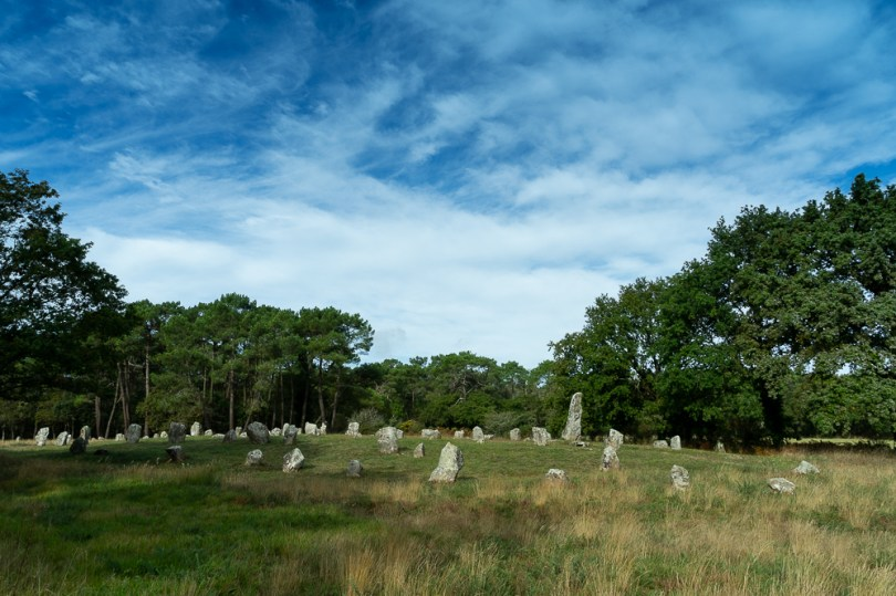 carnac alignements menhirs
