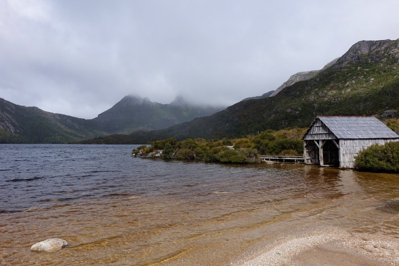 road trip cradle mountain lac cabane