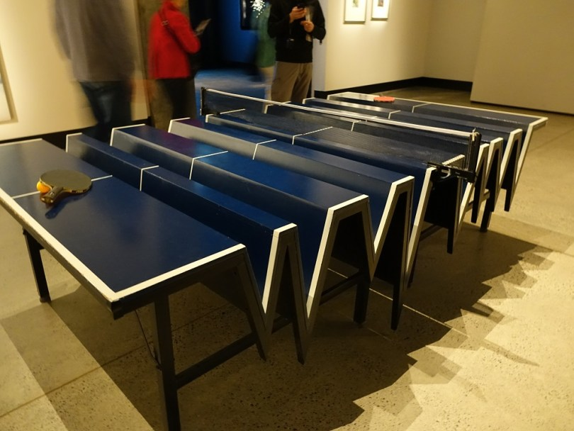 tasmanie hobart mona ping pong