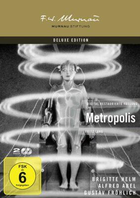 DVD: Metropolis