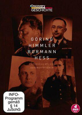 DVD: Göring, Himmler, Bormann, Heß