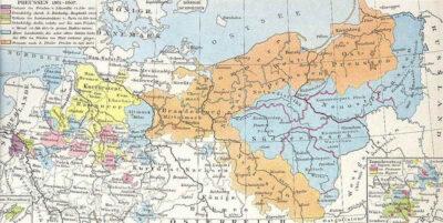 Frieden von Tilsit schränkt Gebiete Preußens ein