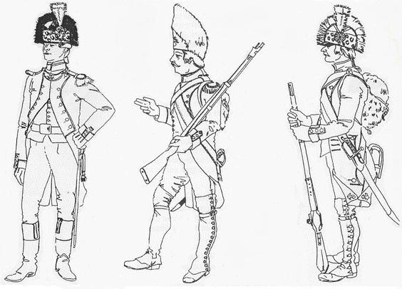 HM Historex NCO French Revolutionary Wars Infantry 1792-1803