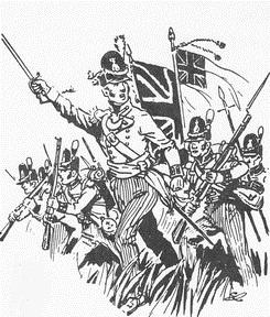 HM Historex Napoleonic Wars  British Index