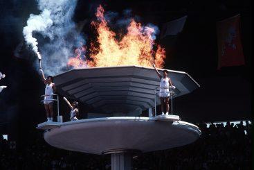 17 de septiembre de 1988 Se inauguran los JJ.OO de Seúl