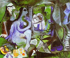 Releituras de Pablo Picasso
