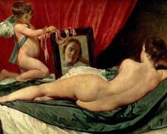 Vênus ao Espelho, Velázquez