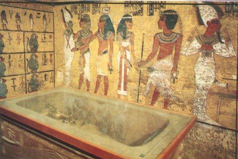 Representação Egípcia na Pintura
