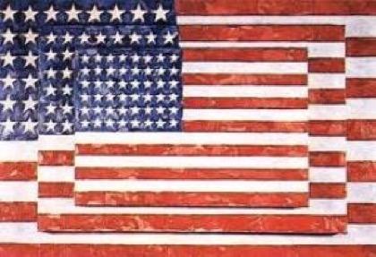 Três Bandeiras, Jaspers Johns