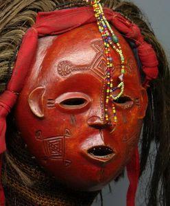 Máscara Luvale