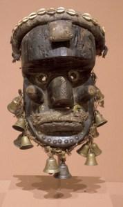 Máscara do Povo We