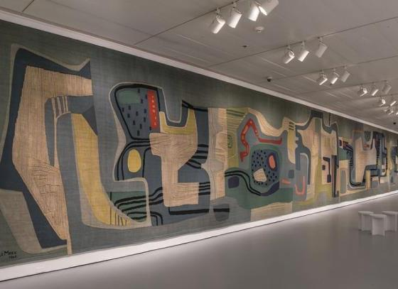 Exposição de Burle Marx em Nova York