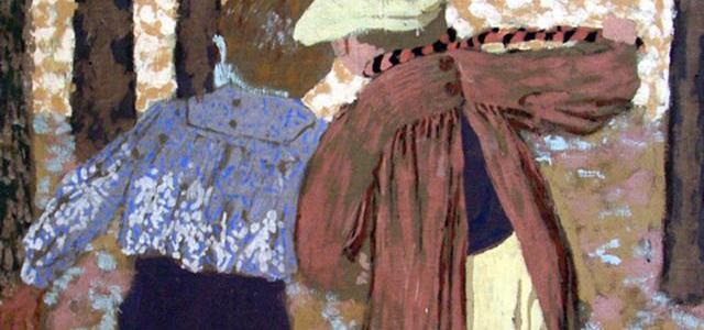 Dois Colegiais, Édouard Vuillard