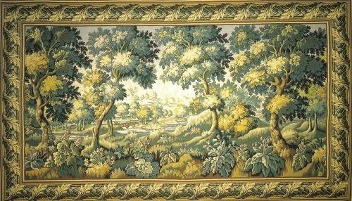 Tapeçaria: Obras de arte tecidas