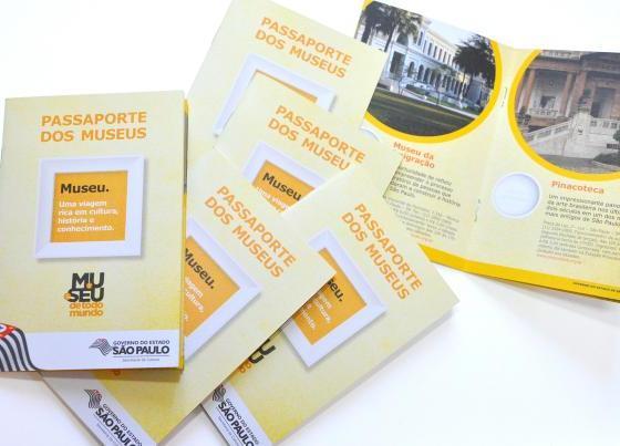 Passaportes de Museus em São Paulo serão distribuídos amanhã