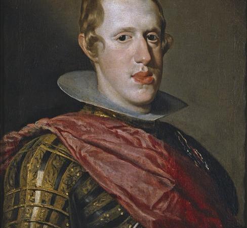 Filipe IV, Velázquez