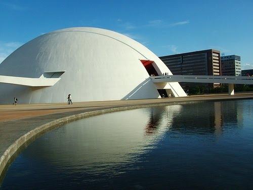 O Museu Nacional do Conjunto Cultural da República – Brasilia