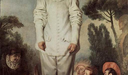 Gilles, Jean-Antoine Watteau