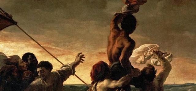 A Balsa da Medusa, Théodore Géricault