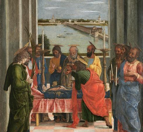 A Morte da Virgem, Andrea Mantegna