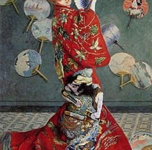 La Japonaise, Claude Monet
