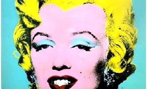 Marilyn, Andy Wahrol