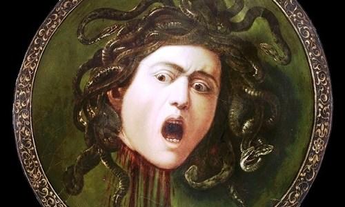 Cabeça de Medusa – Caravaggio