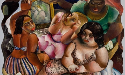 No Subúrbio da Modernidade – Exposição Di Cavalcanti na Pinacoteca de SP