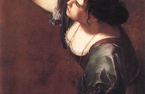 Autorretrato como A Pintura, Artemísia Gentileschi