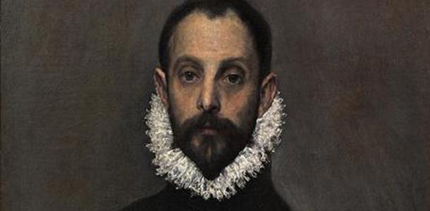 O Cavaleiro com a Mão no Peito, El Greco