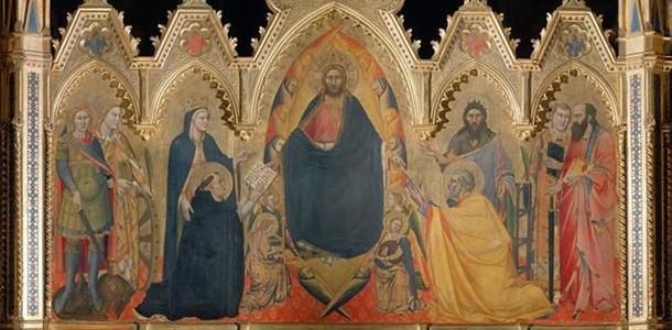 A arte depois de Giotto