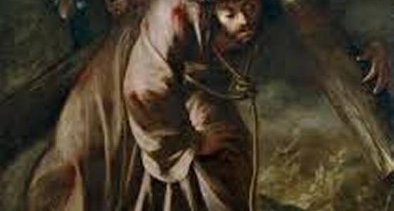 Cristo no Calvário, Juan de Valdés Leal